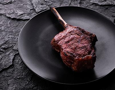 Food shoting (grill menu)