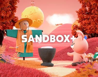SANDBOX+ AUTUMN ID 2021