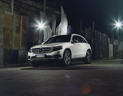 Editorial Movil - Mercedes Benz GLK