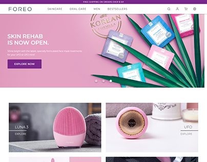 FOREO Coupons