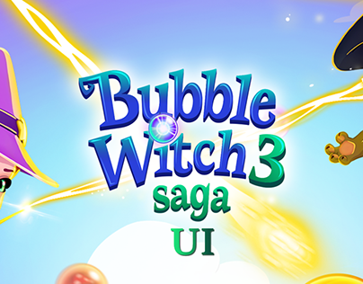 UI Bubble Witch 3