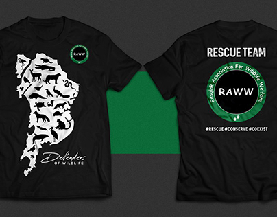 RAWW T-Shirt Design