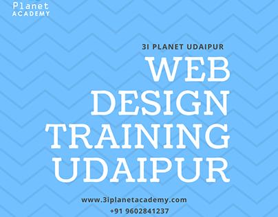 Web Design Training in udaipur