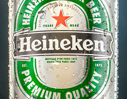 Heineken Product Visualization