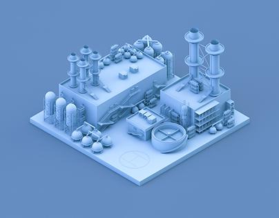 Rubber Refinery