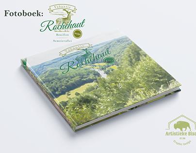 Photo- and Giftbook: Rochehaut vacation 2020