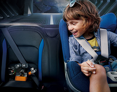 HOW TO INNOVATE SAFETY - Baby First child car seat