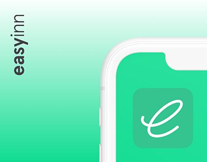Easyinn logo & branding