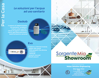 Brochure impianti SorgenteMia