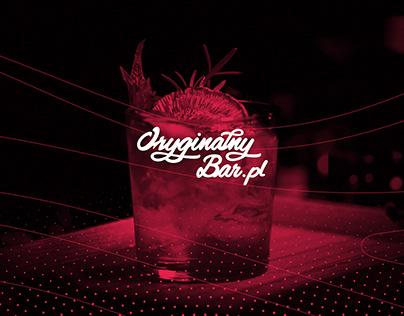 OryginalnyBar.pl - Branding, Identity