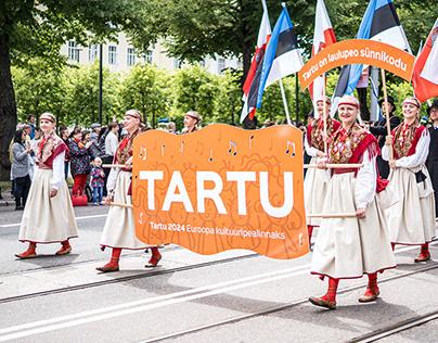 City of Tartu Signboard