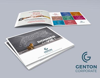GENTON CORPORATE - Communication
