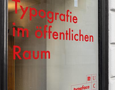 typeface muc