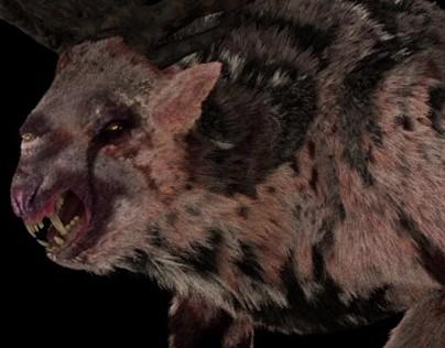 The Witcher 3 Fan Art - Fiend