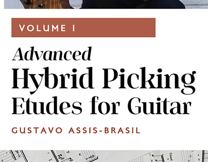 Advanced Hybrid Picking Etudes Vol.1