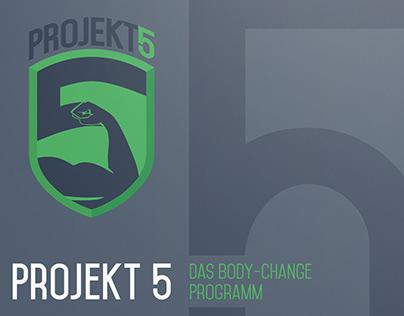 Flyer for Projekt 5