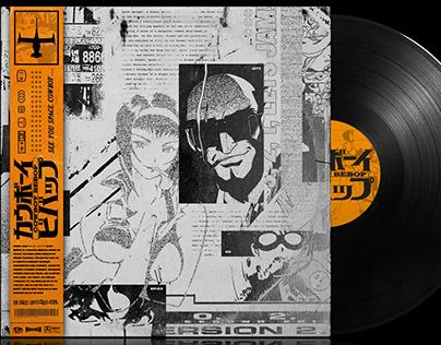 Cowboy Bebop Vinyl