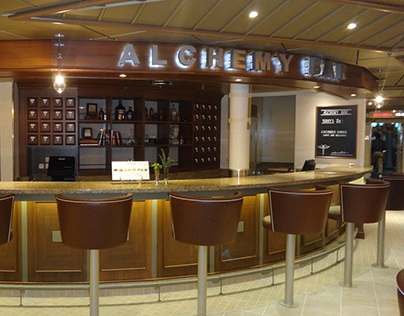 Alchemy Bar, Carnival Miracle