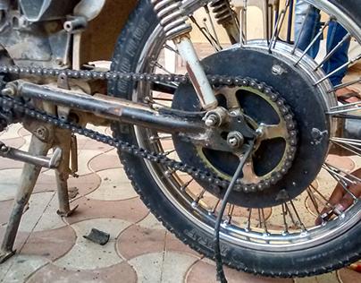 dual powered bike
