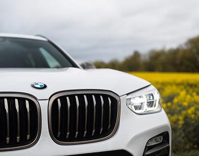 BMW X3 M40d - Spring