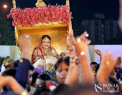 DHRASHTI WEDS BHARGAV
