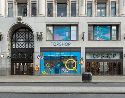 Topshop Splash