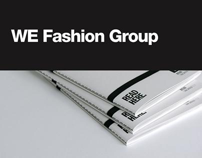 WE Fashion – Brand Book