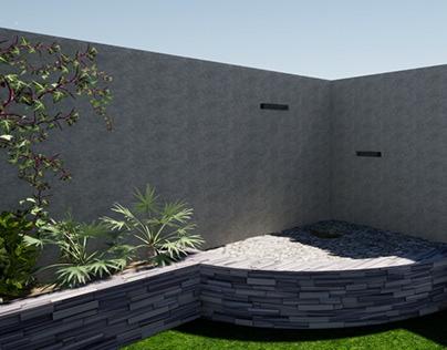 Small Garden - Ajman