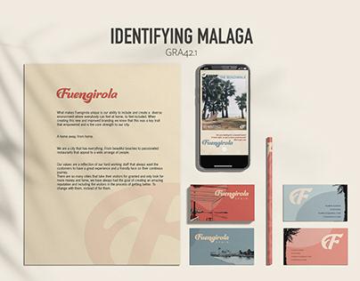 Identifying Malaga GRA42.1