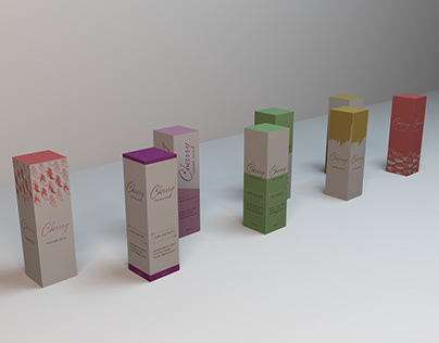3D Skin care Cosmetic