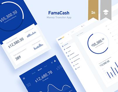 Famacash (Web/Mobile App)