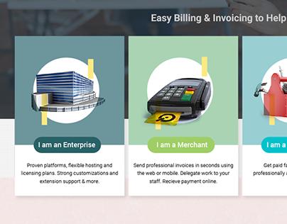 Online Billing - E-Banking - Service Design