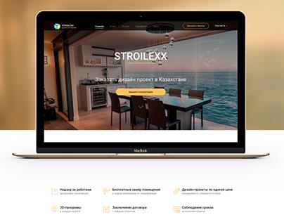 Stroilexx redesign