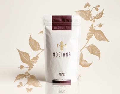 Mogiana Coffee · Branding