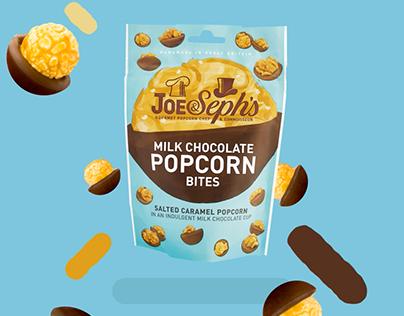 Joe & Seph's Popcorn Bites