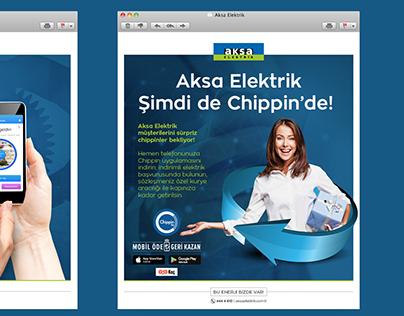 Aksa Elektrik - Chippin Mailing
