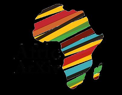 AfricArxiv Logos déclinaisons