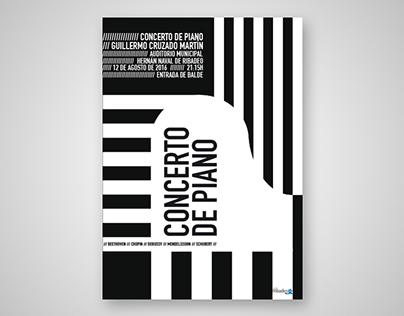 Concierto de piano - Guillermo Cruzado