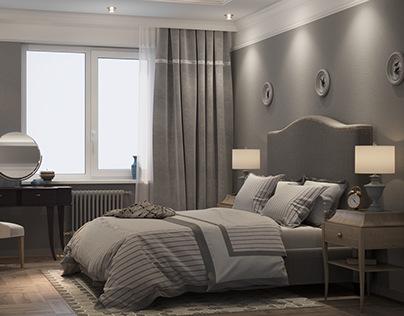 N34 02 Bedroom