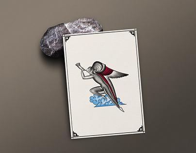 Illustrations: Orient