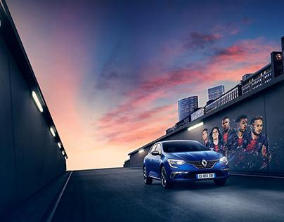 Renault Megane PSG