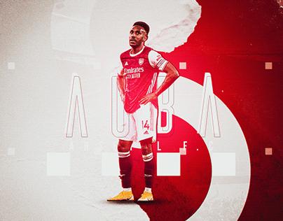 AUBA - Pierre-Emerick Aubameyang - Arsenal Striker