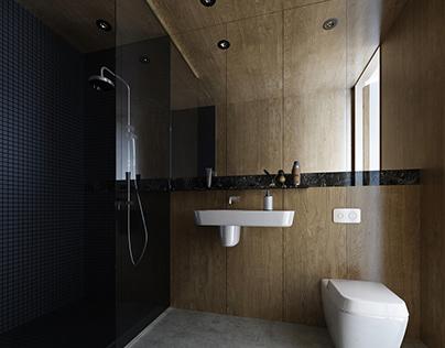 HINTON architect Australia _bathroom