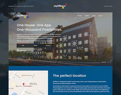 MyOffice Website