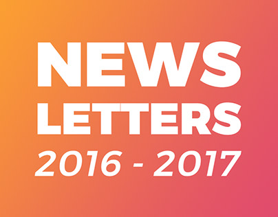 Newsletters 2016 - 2017