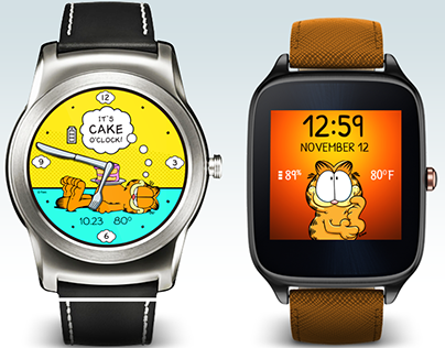 FACER STORE APP: Marketing assets/branded watch designs