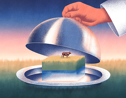 Outside Magazine - the end of the beef industry