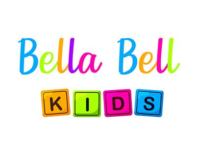Projeto de Identidade Visual Bella Bell Kids