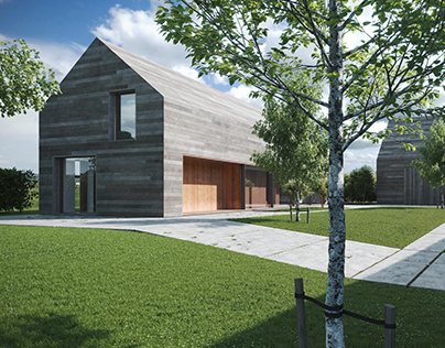 The Farmhouse CGI