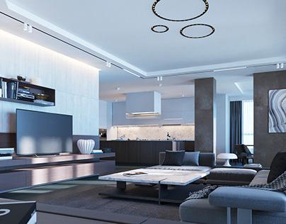 Apartment house in Saint Petersburg